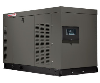 Honeywell 32kW Home Backup Generator